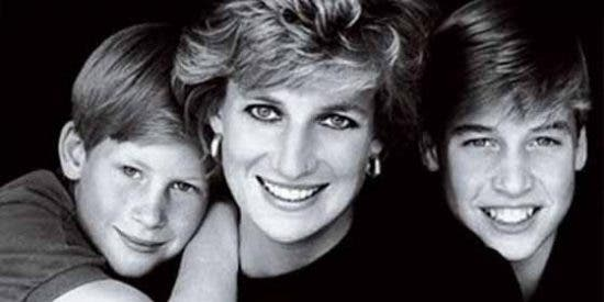Bebé real: El gesto del príncipe Harry con la familia de Lady Di que dejó en evidencia a Guillermo