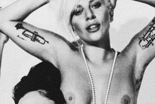 Así de trillado le queda el 'guachipandusi' a Lady Gaga con este mini bikini