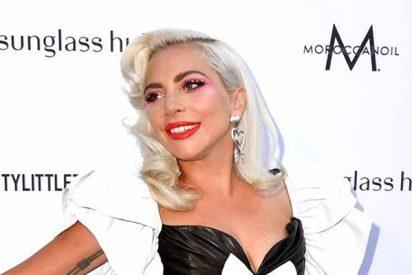El modelito de Lady Gaga que no te pondrías ni para una fiesta de disfraces