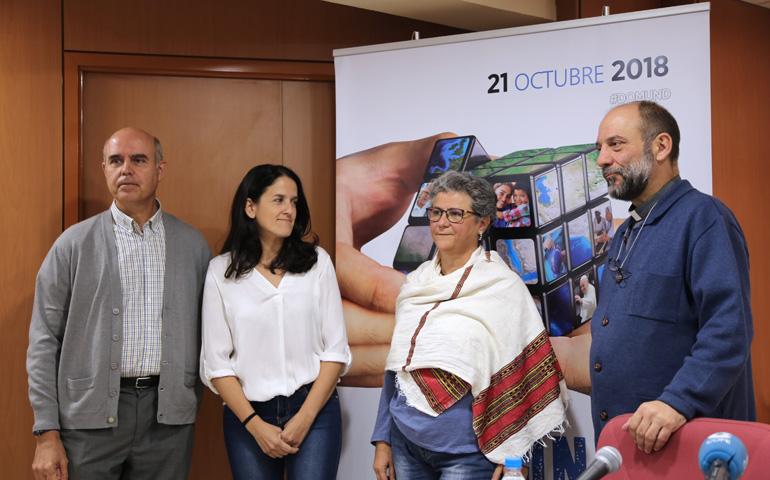 Aumenta el número de misioneros españoles laicos