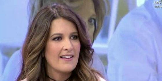 Laura Fa podría tener un pie fuera de 'Sálvame' tras su última metedura de pata