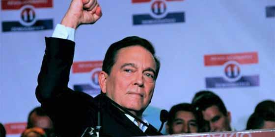 Laurentino Cortizo declarado nuevo presidente de Panamá