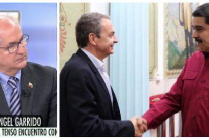 """Antonio Ledezma hunde al amigo de Maduro: """"Queremos el apoyo de España, pero que se quede lejos Zapatero"""""""