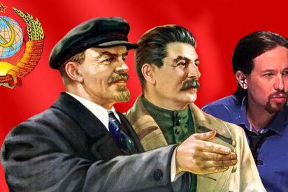 Los aliados comunistas del PSOE quieren que la Unión Europea persiga a los anticomunistas