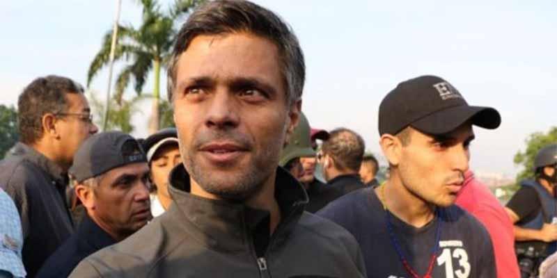 """Leopoldo López: """"Maduro no puede confiar ni en quien le sirve el café"""""""