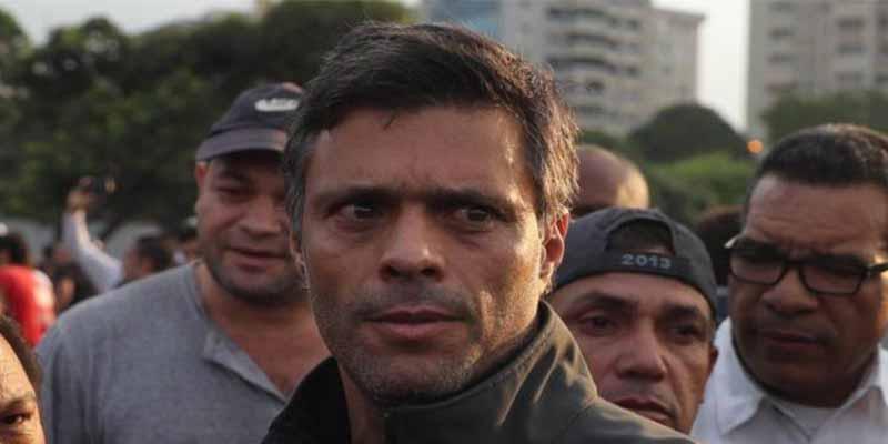 Leopoldo López está a salvo: España no tiene intención de entregarlo a Maduro