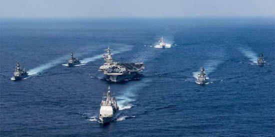 Sánchez pega una espantada a lo ZP y avergüenza a los militares españoles retirando la fragata Méndez Núñez del Golfo