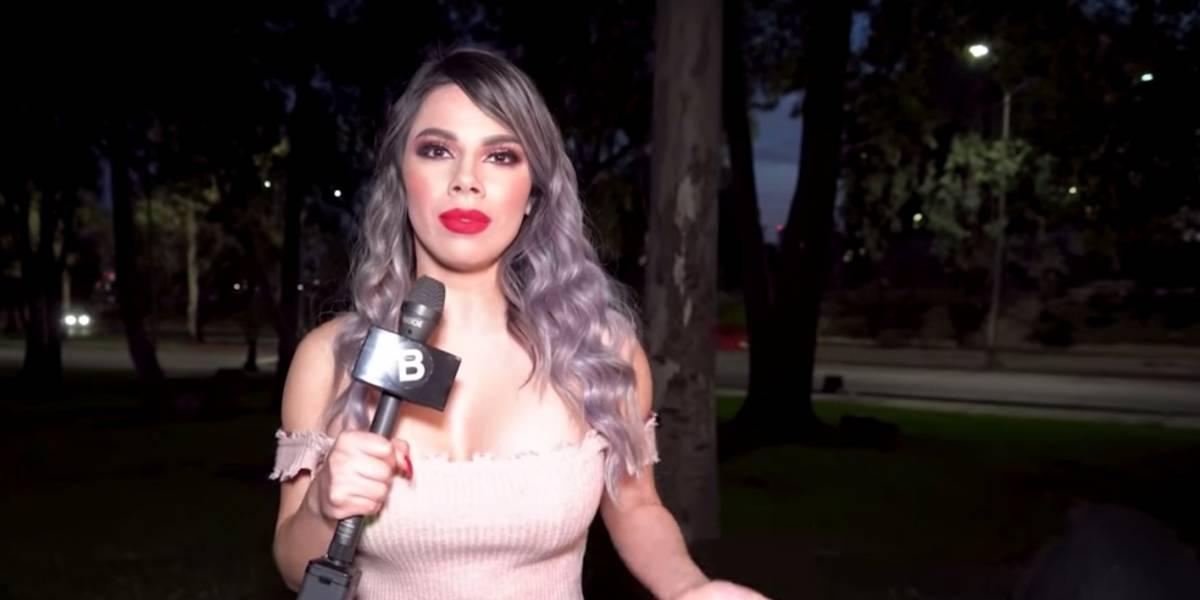 La Chica Badabun festeja sus 7 millones de seguidores con una foto de su trasero