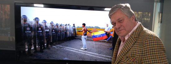 """El eurodiputado Leopoldo López aplaude las sanciones del Parlamento Europeo al chavismo y pide """"apoyar más a los luchadores por la libertad"""""""