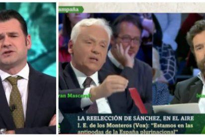 "Un 'afónico' López permite al separata Mascarell insultar sin freno a Iván Espinosa (Vox): ""Tómese la medicina"""