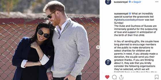 Meghan Markle y el principe Harry confesaron por qué dejaron de seguir en Instagram a Kate Middleton y a Guillermo
