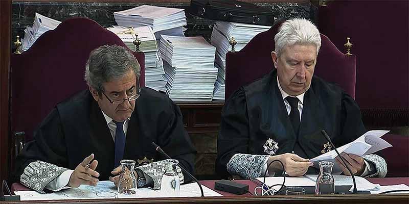La Fiscalía pide que no se conceda el tercer grado a los golpistas catalanes hasta cumplir la mitad de la pena