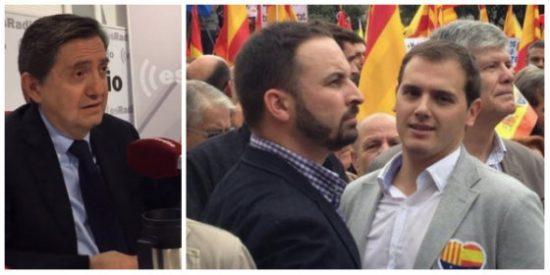 Losantos sacude una buena tunda a Vox y a Ciudadanos por 'resucitar' a Manuela Carmena