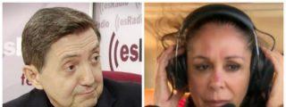 Losantos emborrona la imagen de Isabel Pantoja en 'Supervivientes' dejándola como una dictadora caribeña