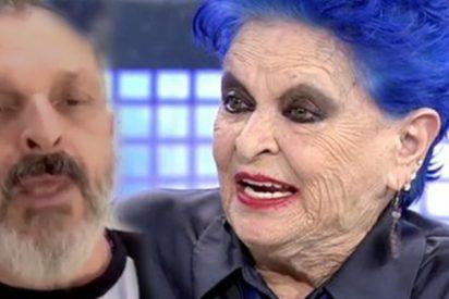 Puñalada de Lucía Bosé a Miguel: «Si volviera a casarme no tendría hijos»