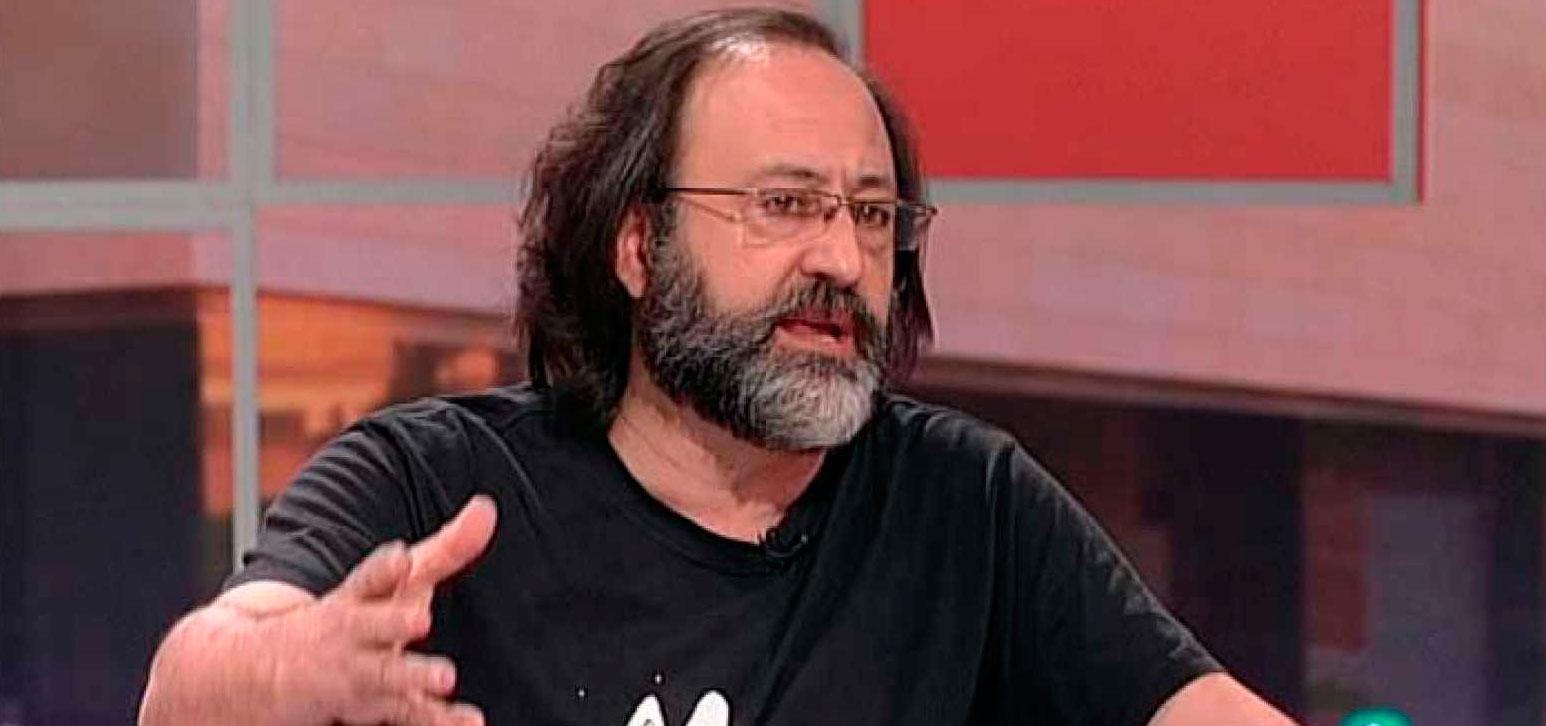 Luis Miguel Domínguez, colaborador de 'Aquí la Tierra (La 1), en estado grave tras sufrir un ictus