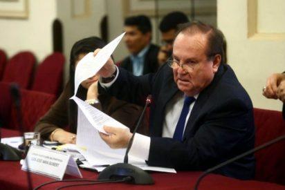 La Justicia de Perú: Prisión preventiva de 36 meses contra el testaferro de Alan García