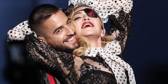Así fue el show con hologramas de Madonna y Maluma en los Billboard Music Awards 2019 que costó USD 5 millones