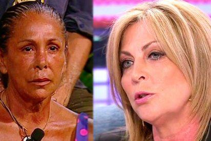 La madre de Alejandro Albalá atiza duro a Isabel Pantoja tras su rajada anoche en Honduras