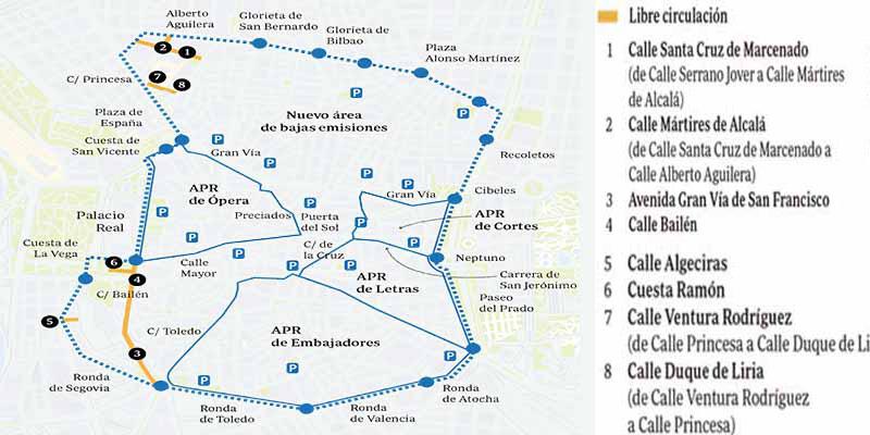 ¿Sabe alguien qué va a pasar ahora con Madrid Central?