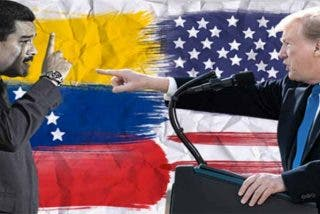 Donald Trump evalúa un bloqueo naval a Venezuela para 'decapitar' al régimen de Nicolás Maduro