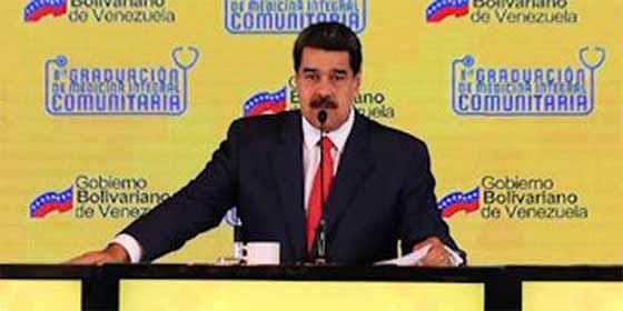 """El error garrafal de Maduro que desnudó al chavismo: """"Tuvimos que traer 500 soldados cubanos, perdón... se me escapó"""""""
