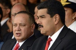 """Maduro activa su brazo armado: """"Diosdado, prepara la contraofensiva que vamos con todo a la batalla"""""""