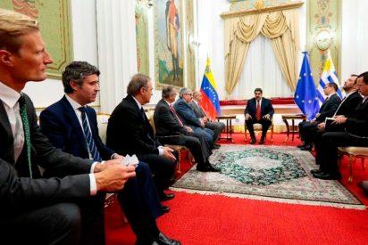El Grupo Internacional de Contacto habló con Nicolás Maduro y se encontrará con Juan Guaidó