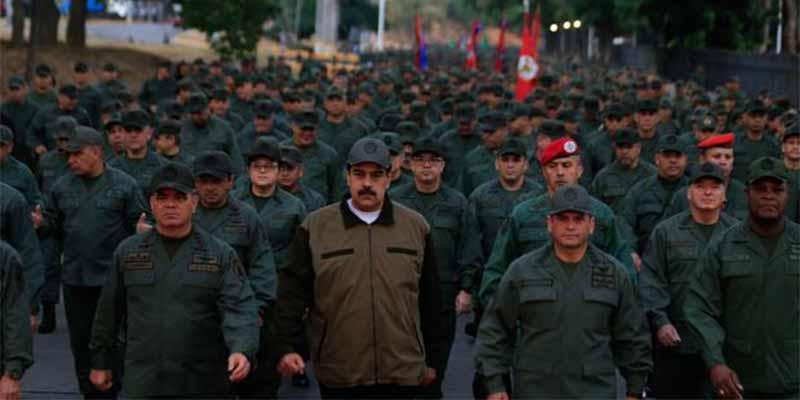 """La peligrosa amenaza de Nicolás Maduro: """"Hay que cortarle la cabeza a quien haya que cortársela"""""""