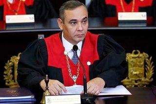 Hospitalizan al jefe del Tribunal Supremo chavista Maikel Moreno tras sufrir un infarto