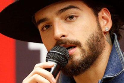 Maluma se defiende como un felino tras el chaparrón de críticas por subir un video acariciando a un cachorro de león