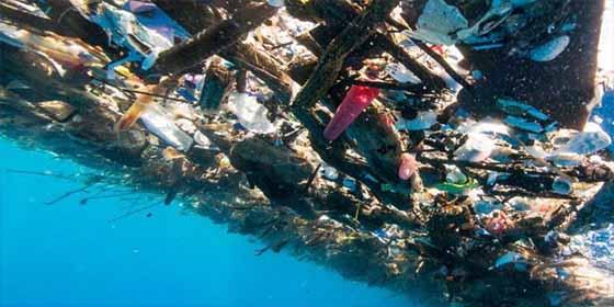 """El """"mar de basura"""" entre Guatemala y Honduras: tiene desde ropa hasta cuerpos de animales y cadáveres"""