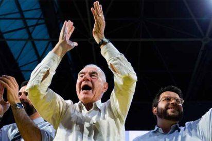 En Barcelona suben los constitucionalistas y pincha Colau, pero será alcalde el 'indepe' Maragall