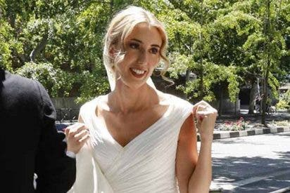 Amores: La boda de María Ruiz-Mateos, del gran enfado del novio con la prensa a las grandes ausencias