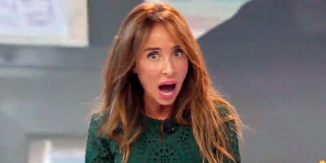 María Patiño hace el ridículo en la boda de Belén Esteban con un discurso que ni ella entendió