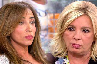 La bestiales descalificaciones de Patiño a Carmen Borrego que mamá Campos no olvidará