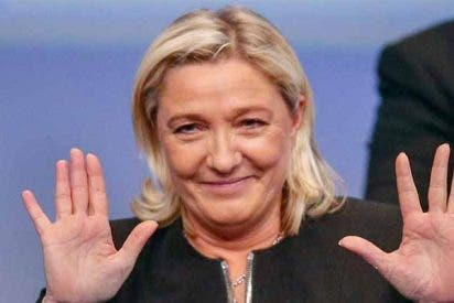 Francia: El partido de Marine Le Pen supera al del presidente Macron