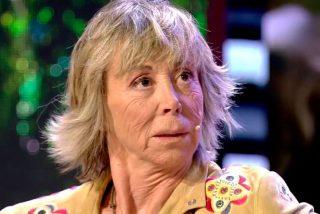 Marta Roca, la mujer de Chelo García Cortes, atiza duramente a Isabel Pantoja