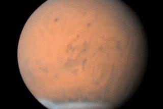 La zona idónea para la vida en Marte, 'oculta' muy debajo de la superficie