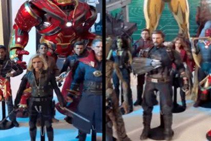 Este fanático de Marvel muestra su enorme colección que ha sorprendido al mundo