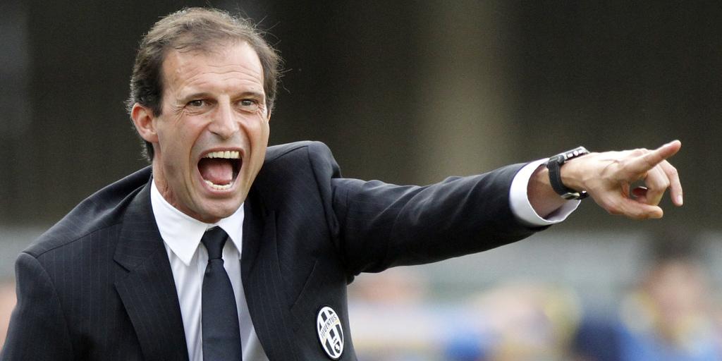 Sorpresa máxima: Massimiliano Allegri no será más el entrenador de la Juventus de Ronaldo