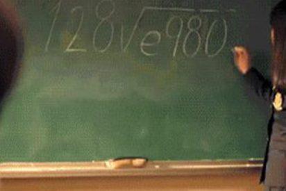 """Esta es la operación matemática exacta para decir """"Te quiero""""...."""