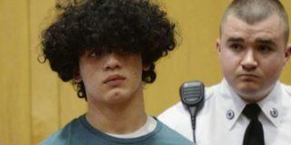 Mathew Borges; decapitó a un compañero cuando tenía 15 años, dos años después es juzgado como adulto
