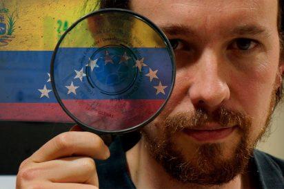 El chavista Pablo Iglesias defiende a un cobarde Maduro y critica a Sánchez por reconocer a Guaidó