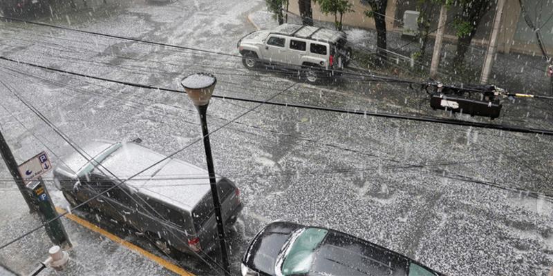 Tláloc, el dios de la lluvia, se vuelve viral en México en plena contingencia ambiental
