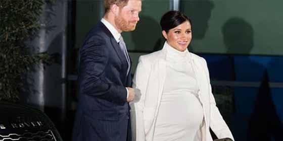 El príncipe Harry cancela un viaje oficial y saltan las alarmas sobre el embarazo de Meghan Markle