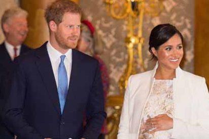 Scotland Yard y el operativo secreto para el parto de Meghan Markle