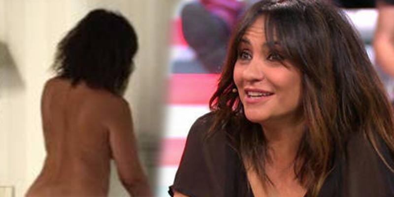 La ex de Telecinco Melani Olivares, inolvidable Paz en la serie 'Aída', desnuda a todas horas