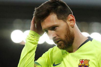 La Red destroza a Messi tras fracasar en el objetivo de llevar al Barcelona a la final de la Liga de Campeones