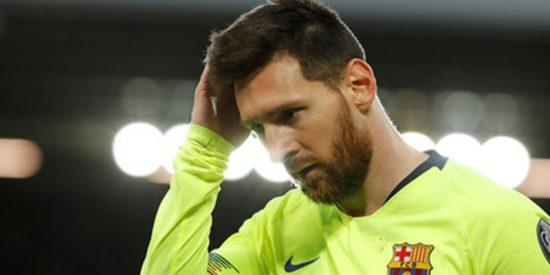 Messi iguala un récord establecido hace 66 años, al convertirse en máximo goleador de la Liga española por sexta vez